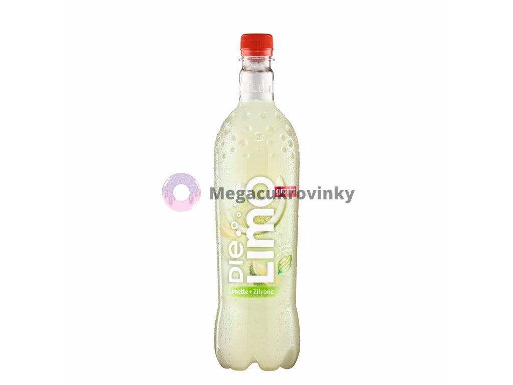 Granini limonáda Limetka-Citrón 1000ml