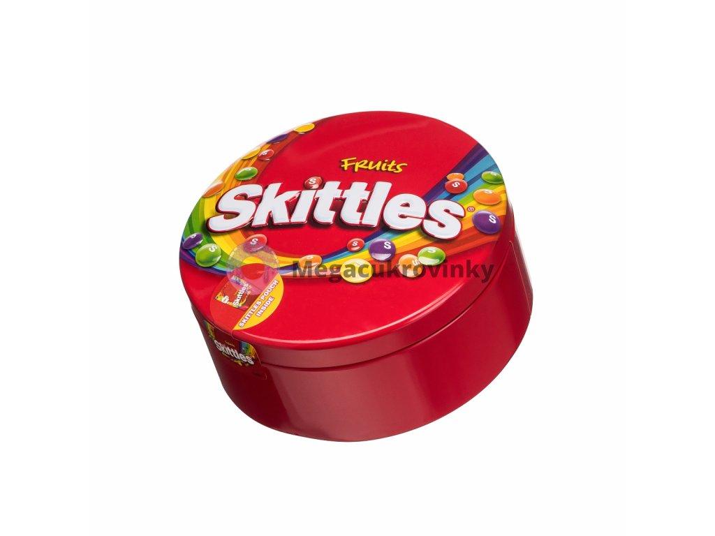 Skittles dóza 195g