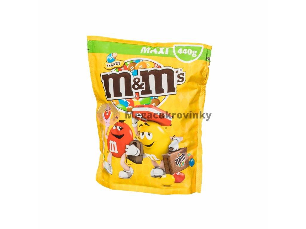 M&M arašídové 440g