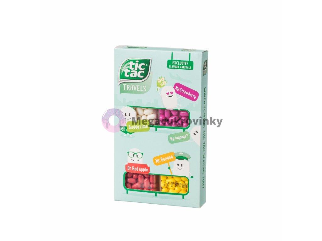 Tic Tac Multiflavor