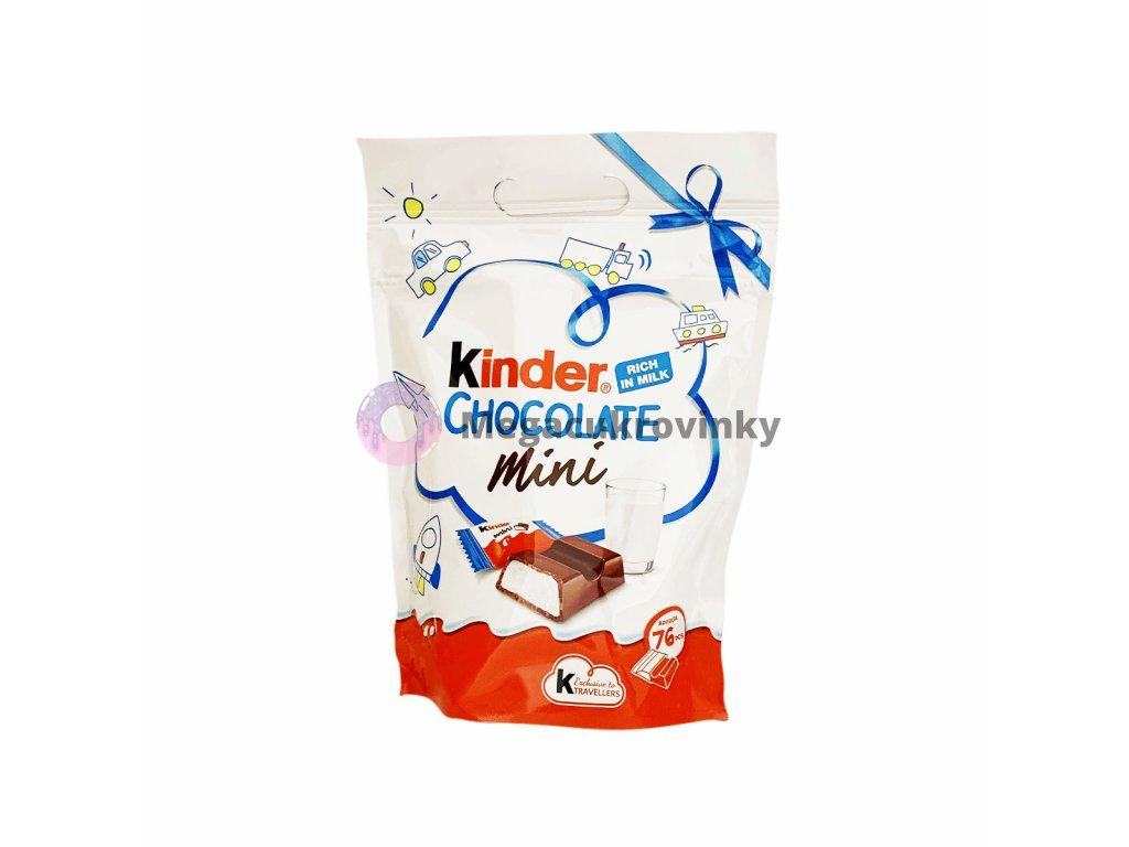 Kinder Chocolate MINI 2
