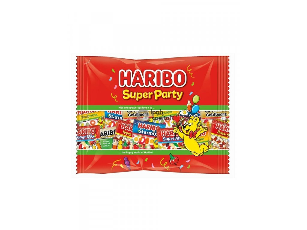 Haribo party mix 750g