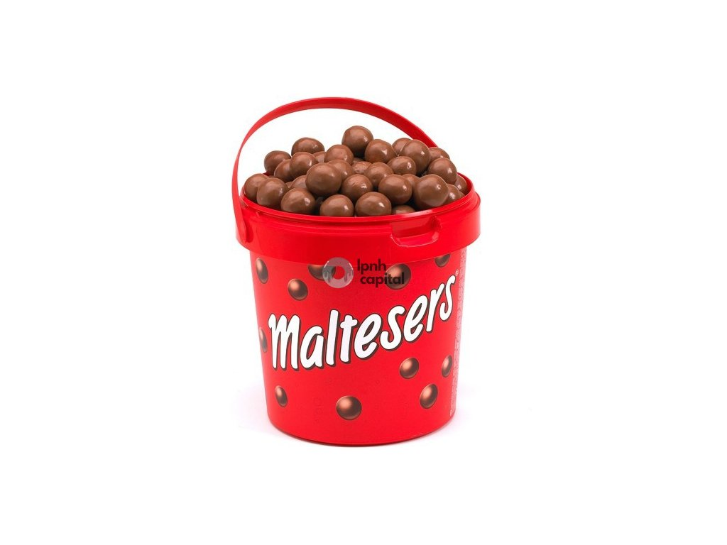 Maltesers bucket 440g open