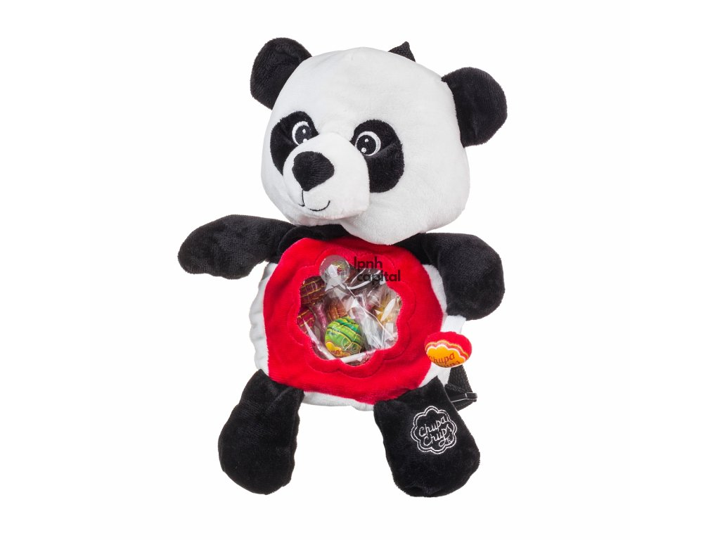 CHUPA CHUPS Batůžek Panda 192g