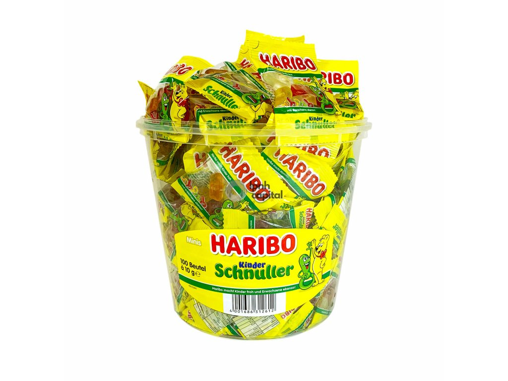Haribo Kinder Schnuller 1