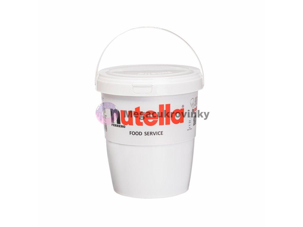 Nutella 3kg- Doprava Zdarma