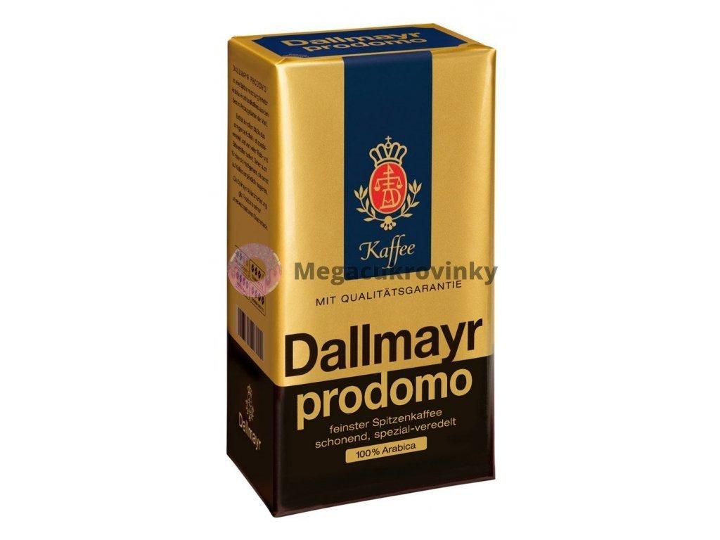 Dallmayr Prodomo mletá káva 500g