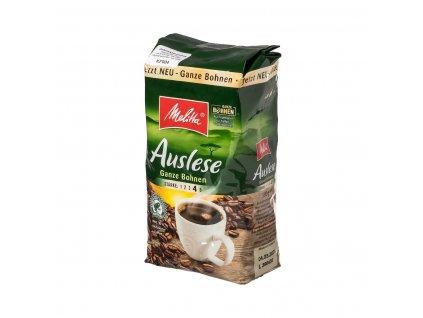 Melitta Auslese Ganze Bohne zrnková káva 500 g