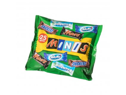 Bounty, Mars, Milky Way, Snickers, Twix 500g