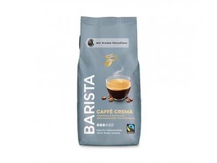 barista caffe crema