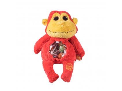 Batůžek opička vzhůru